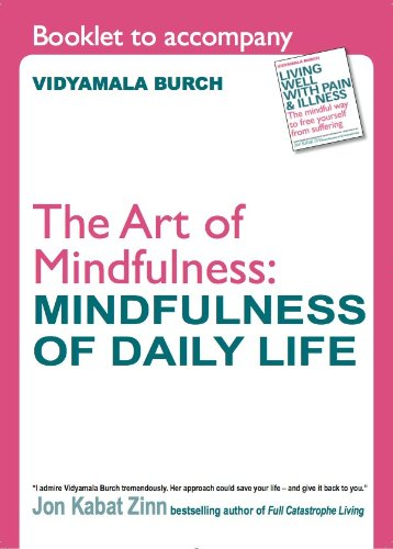 9780955012075: Mindfulness in Daily Life Booklet