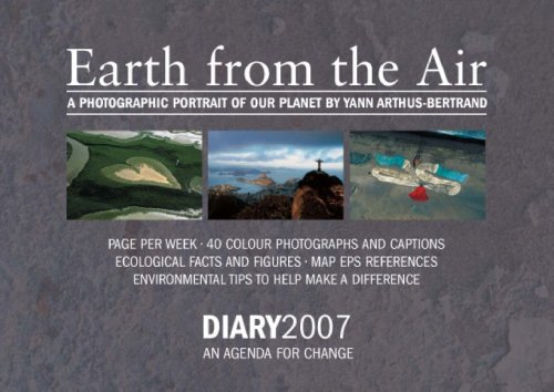 9780955040573: Earth from the Air Agenda for Change 2007