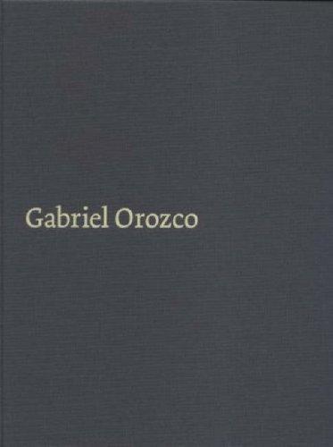 9780955049972: Gabriel Orozco