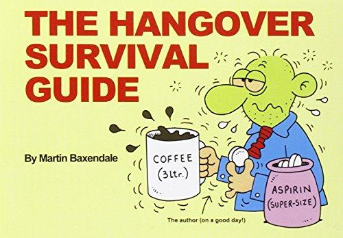 The Hangover Survival Guide: Baxendale, Martin