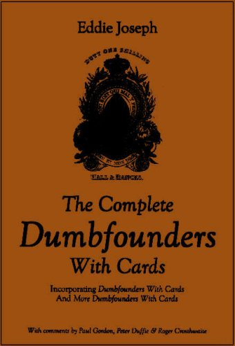 9780955058776: Eddie Joseph's Complete Dumbfounders with Cards: Exciting and Magical Mathematical Card Magic