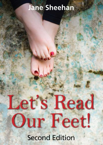 9780955059346: Let's Read Our Feet!: The Foot Reading Guide