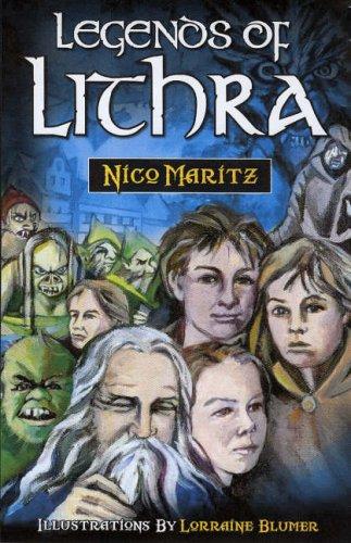 Legends of Lithra: Nico Maritz, Lorraine