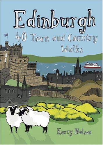 9780955082214: Edinburgh: 40 Town and Country Walks (Pocket Mountains)