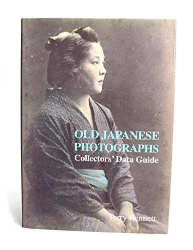 9780955085246: Old Japanese Photographs: Collectors' Data Guide