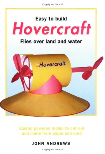 9780955086007: Easy to Build Hovercraft: Flies Over Land and Water