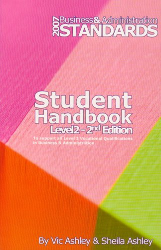9780955092046: Business and Administration: Student Handbook Level 2: To Support All Level 2 Vocational Qualifications in Business and Administration