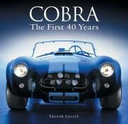 Cobra: The First 40 Years: Legate, Trevor