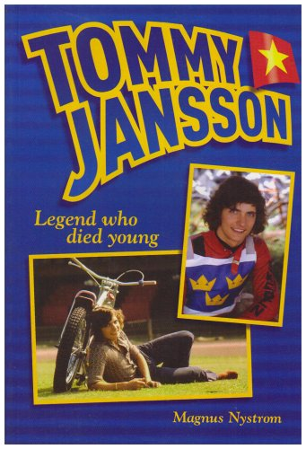 9780955117657: Tommy Jansson: Legend Who Died Young