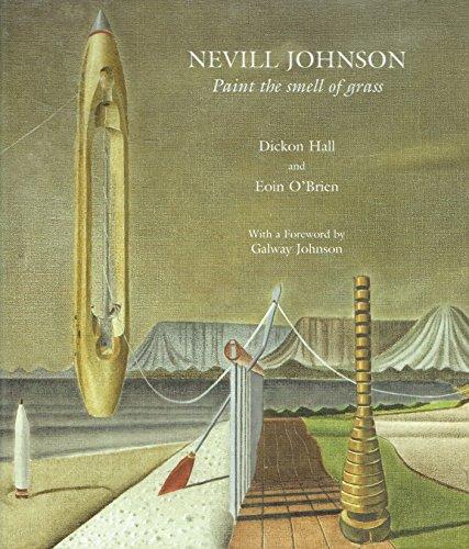 9780955120114: Nevill Johnson : Paint the Smell of Grass