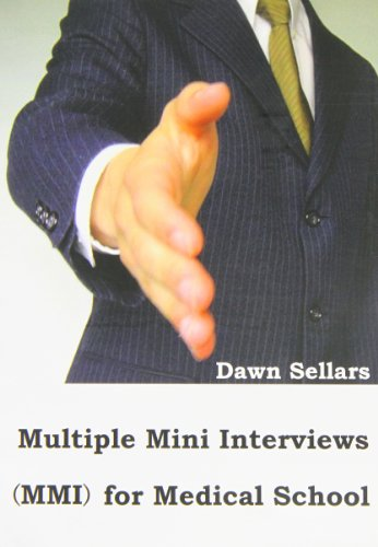multiple mini interview mmi winning strategies from admissions faculty