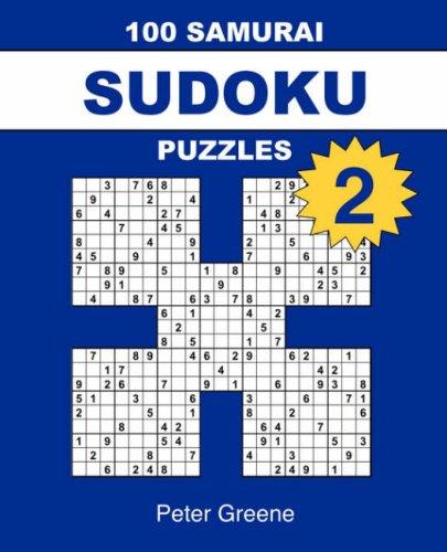 9780955141348: 100 Samurai Sudoku Puzzles 2