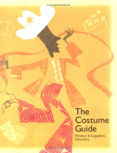 9780955150609: The Costume Guide: Products and Suppliers Directory