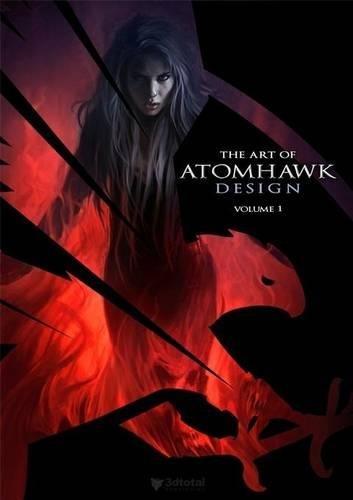 9780955153020: The Art of Atomhawk Design, Volume 1