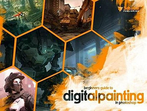 9780955153075: Beginner's Guide to Digital Painting in Photoshop