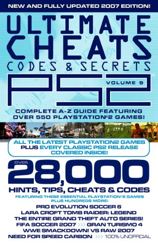 ultimate ps2 cheats codes - AbeBooks