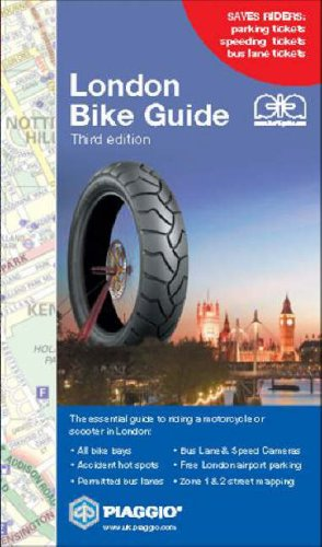 London Bike Guide: Saves Riders Parking, Speed and Bus Lane Tickets as Well as a Great London Zone ...