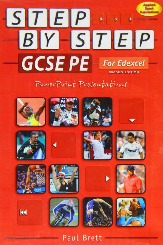 9780955184369: Step by Step GCSE PE for Edexcel: PowerPoint Presentations (Single-user Licence)