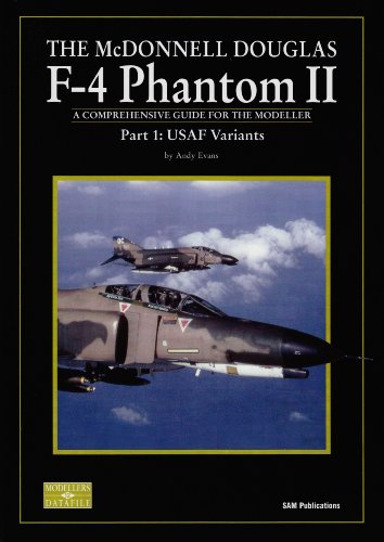 9780955185830: McDonnell Douglas F-4 Phantom II: USAF Variants No. 12