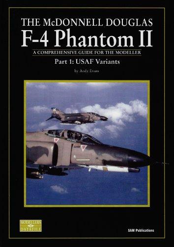 9780955185830: MCDONNELL DOUGLAS F-4 PHANTOM II PART 1, THE: Part 1: USAF Variants (No. 12)