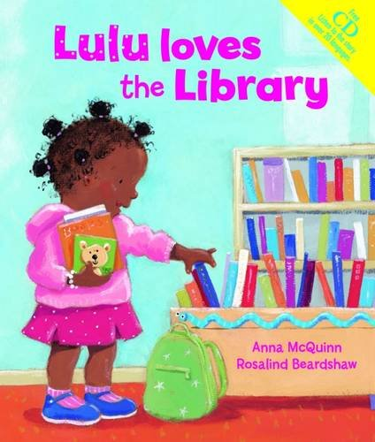 9780955199820: Lulu Loves the Library