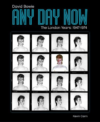 9780955201776: David Bowie: Any Day Now: The London Years 1947-1974