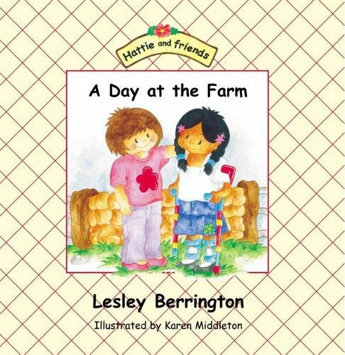 9780955214110: A Day at the Farm (Hattie and Friends)