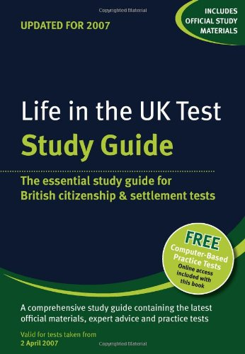 Life in the UK Test - Study Guide: The Essential Study Guide for the Life in the UK Test: Henry ...