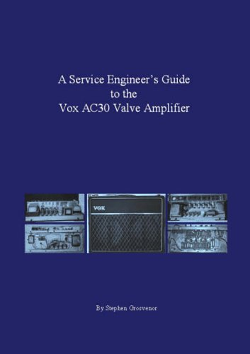 9780955216701: A Service Engineers Guide to the Vox AC30 Valve Amplifier