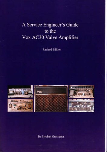 9780955216718: A Service Engineer's Guide to the Vox AC30 Valve Amplifier