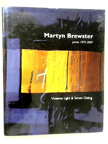 9780955226618: Martyn Brewster: Prints 1975-2007
