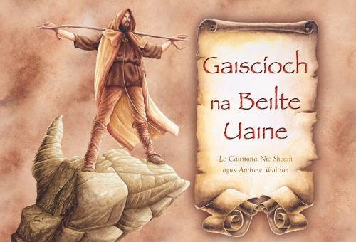 9780955227103: Gaiscíoch Na Beilte Uaine/ the Warrior of the Green Belt