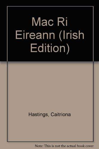 9780955227141: Mac Ri Eireann (Irish Edition)