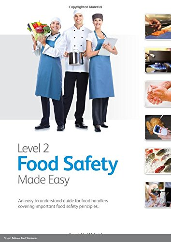 9780955229442: Level 2 Food Safety Made Easy: An Easy to Understand Guide for Food Handlers Covering Important Food Safety Principles