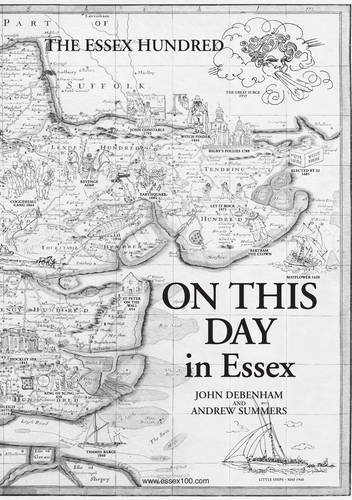 9780955229541: On This Day in Essex