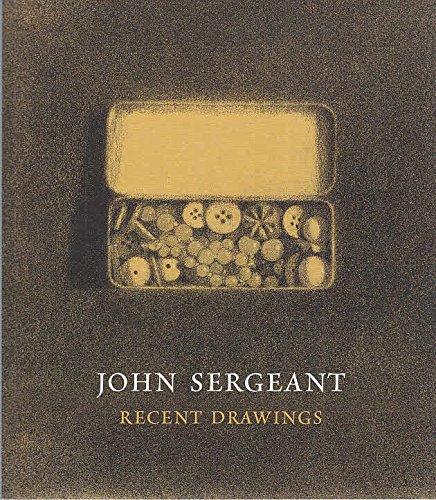 9780955233708: John Sergeant Recent Drawings