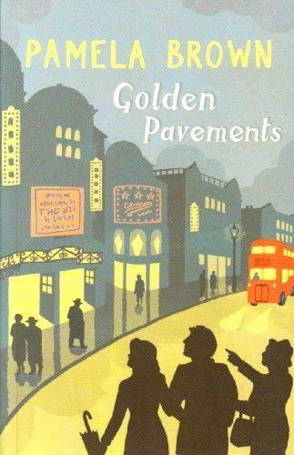 Golden Pavements (Blue Door): Brown, Pamela