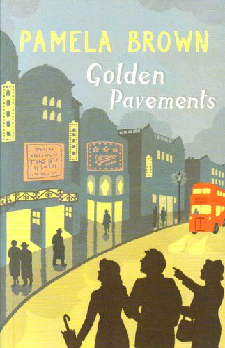 9780955242823: Golden Pavements (Blue Door)