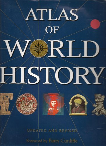 9780955247873: Atlas of World History Updated and Revised
