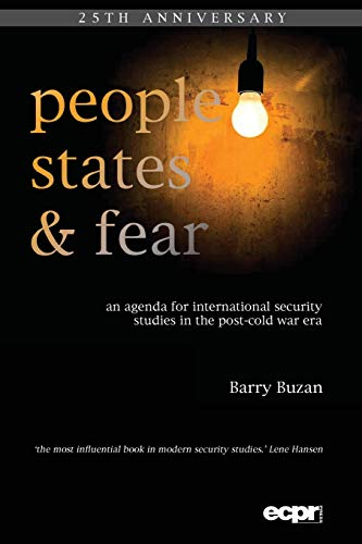 9780955248818: People, States & Fear: An Agenda for International Security Studies in the Post-cold War Era