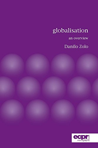 9780955248825: Globalization: An Overview (ECPR Monographs Series)