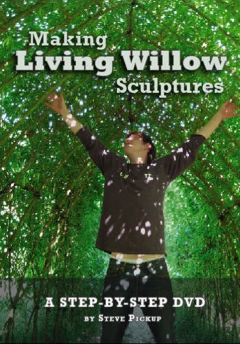 9780955253201: Making Living Willow Sculptures: Step-by-step