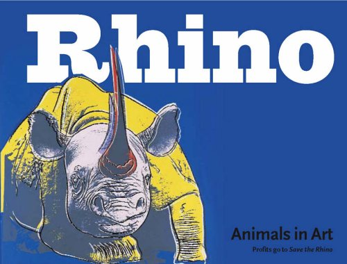 Rhino (Animals in Art) (0955265215) by Skipwith, Joanna
