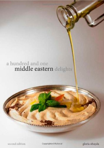 9780955268120: A Hundred and One Middle Eastern Delights: Middle Eastern Cooking Recipes