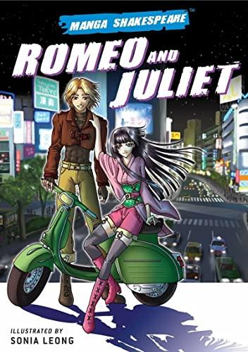 9780955285608: Romeo and Juliet (Manga Shakespeare)