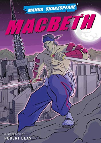 9780955285660: Manga Shakespeare: Macbeth