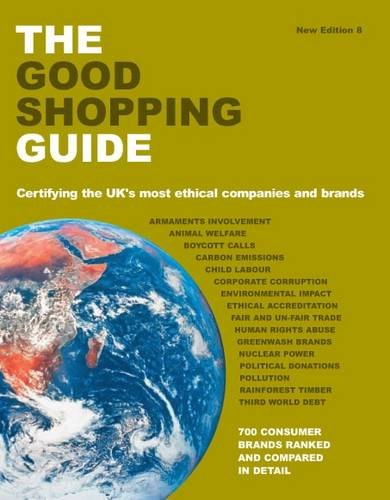 9780955290756: The Good Shopping Guide