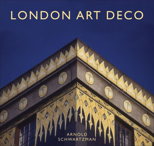 9780955304620: London Art Deco
