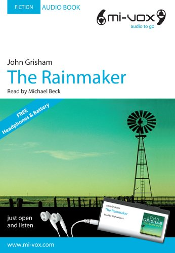 9780955306365: The Rainmaker