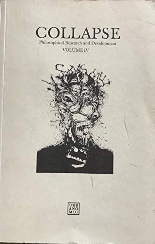 9780955308734: Concept Horror (Collapse: Philosophical Research and Development, Vol.4)